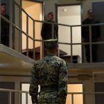 Camp Hansen CCU watch guard