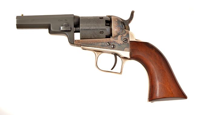 Colt Model 1849 Wells Fargo belly guns