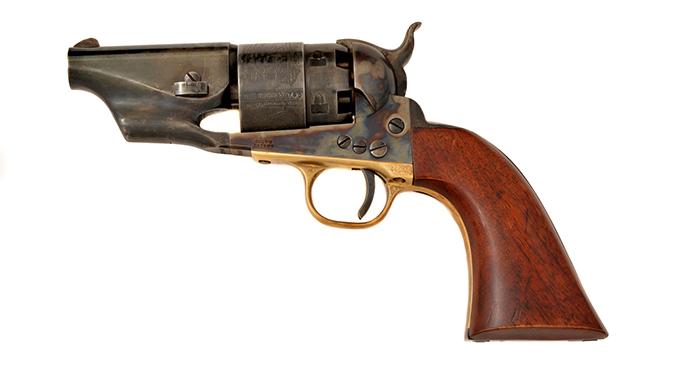 Colt Model 1860 Army belly guns