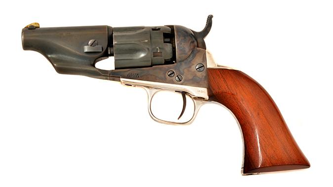 Colt Model 1862 Police belly guns