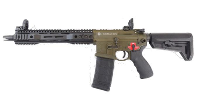 Franklin Armory Reformation firearm left profile