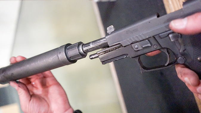 hearing protection act pistol suppressor left angle