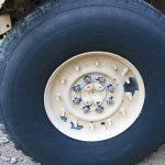 surplus humvee wheel