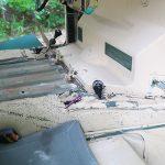 surplus humvee seat