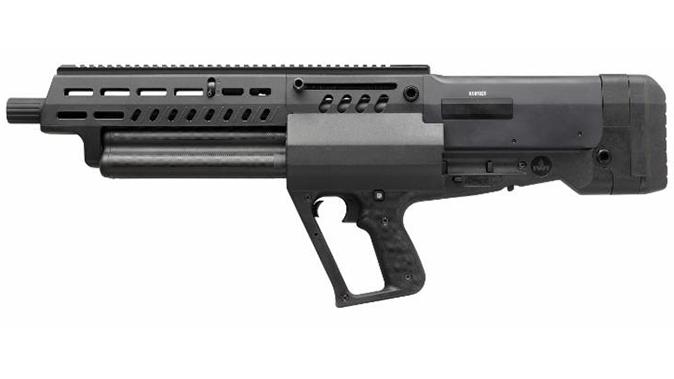 IWI Tavor TS12 shotgun left profile