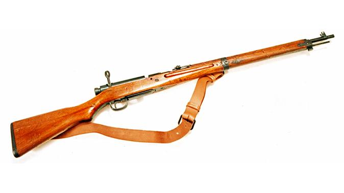 japanese battle rifles type 99
