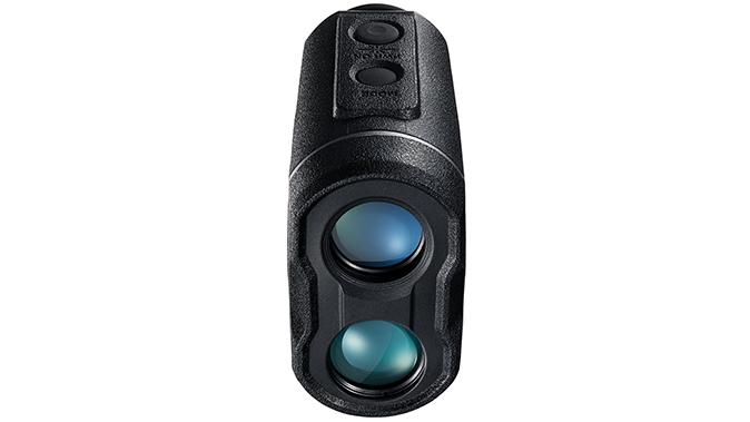 Nikon Monarch 3000 Stabilized rangefinder front view