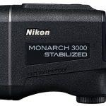 Nikon Monarch 3000 Stabilized rangefinder left profile