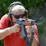 PM md 90 rifle shooting