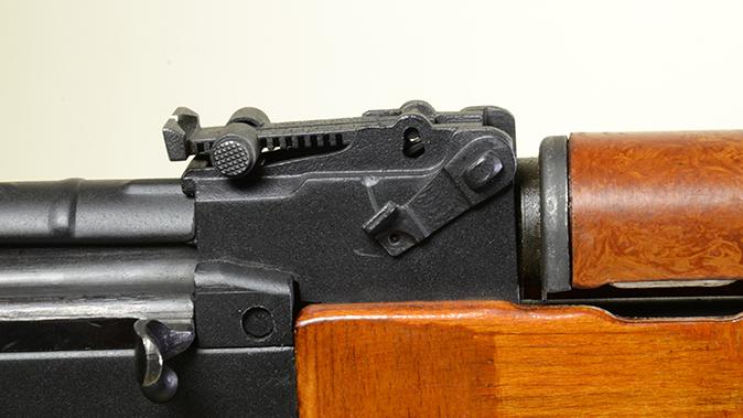 PM md 90 rifle rear sight