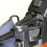 PM md 90 rifle stock release latch
