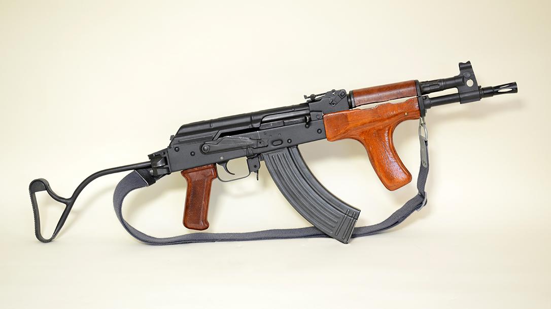 PM md 90 ak rifle left profile