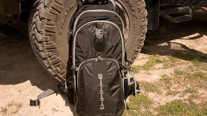 PWS MK107 Mod 2 rifle elite systems bag