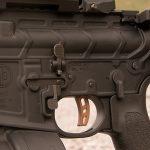 PWS MK107 Mod 2 rifle left side controls