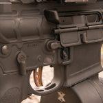 PWS MK107 Mod 2 rifle right side controls