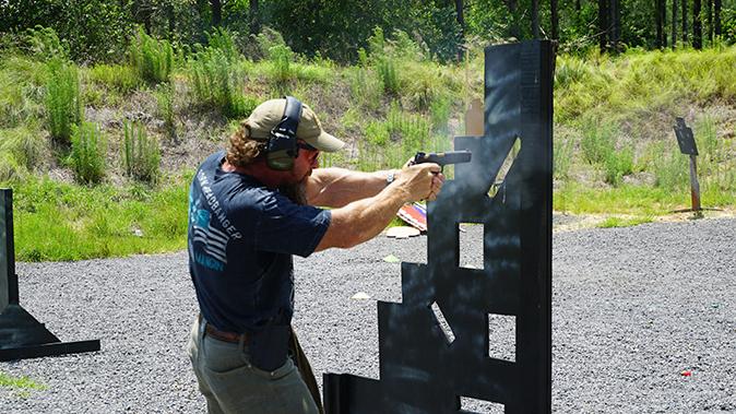 train like you fight pat mac shooting
