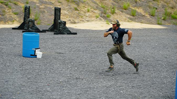 train like you fight pat mac running angle