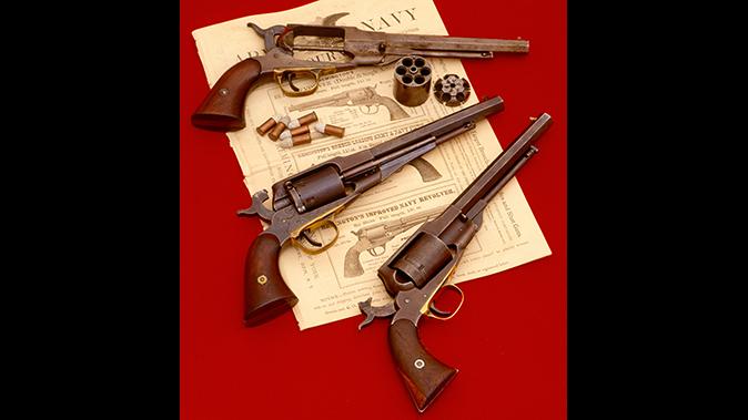 remington revolvers comparison