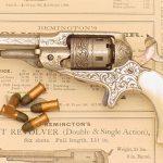 remington revolvers new model pocket revolver
