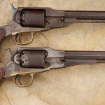 remington revolvers beals army and navy models