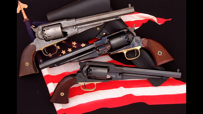 remington revolvers reproductions