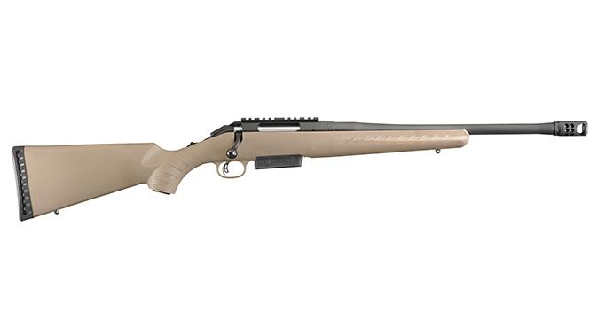 Ruger American Ranch big-bore rifles