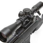 savage model 10 grs rifle scope