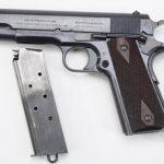 army surplus 1911 pistol with magazine