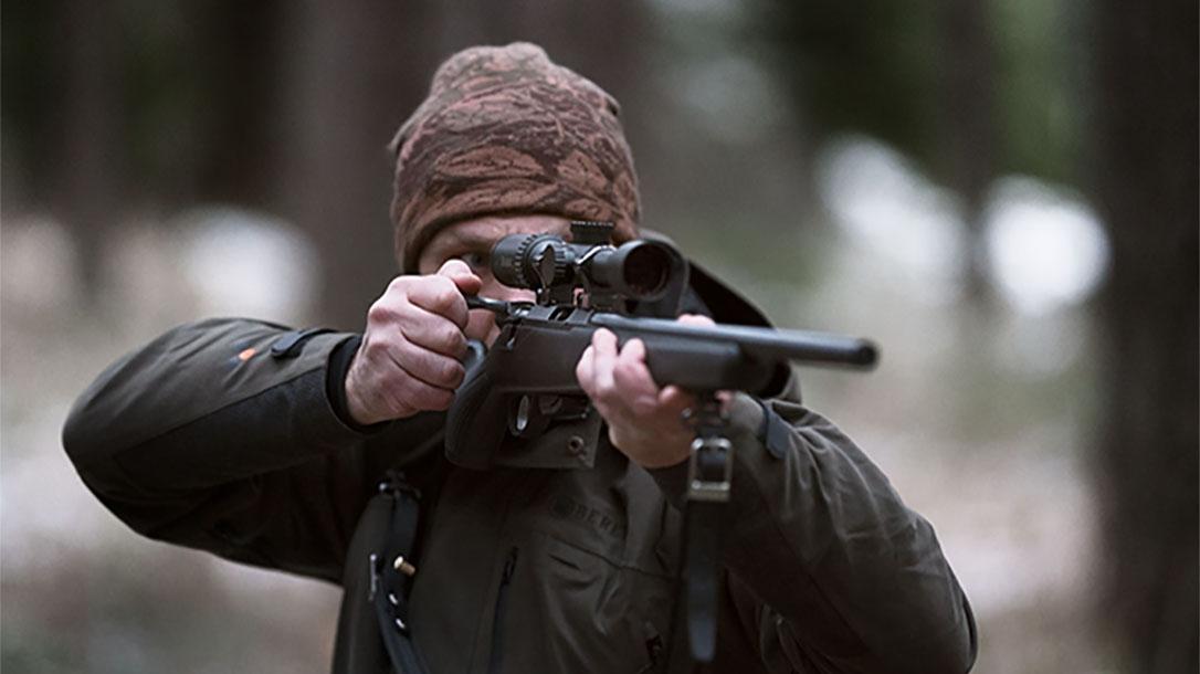 tikka T1x MTR rifle