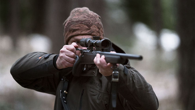 Tikka T1x MTR rifle bolt