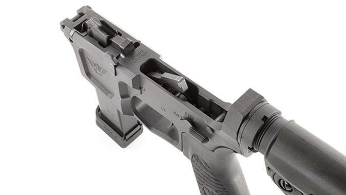 Wilson Combat AR9B carbine receiver