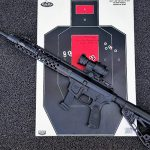 Wilson Combat AR9B carbine target