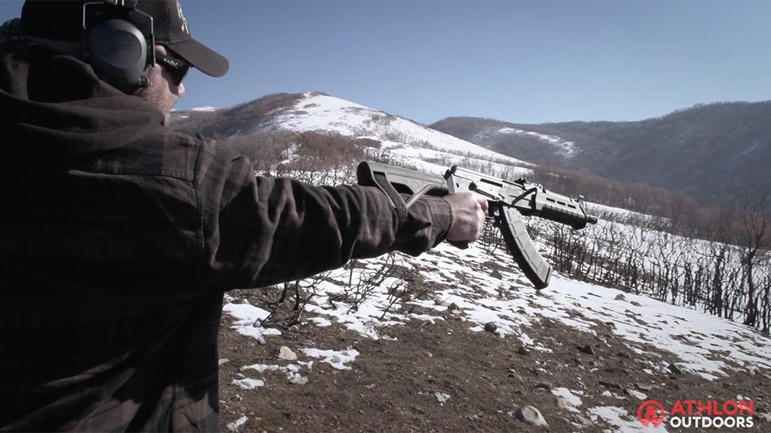Century Arms C39v2 Pistol torture test