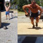 Pat McNamara Metal Gym Playlist keg lift