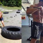 Pat McNamara Metal Gym Playlist tire
