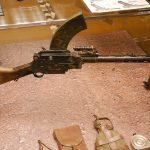 World War I Small Arms Madsen light machine gun
