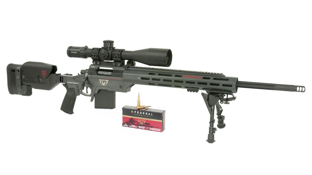 .224 Valkyrie Rifles Ashbury Precision SUPRA-224 Valkyrie Shadow-6 Limited Edition