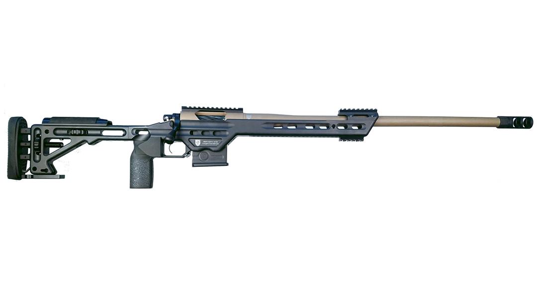 .224 Valkyrie Rifles MasterPiece ArmsMPA 224BABoltActionRifle