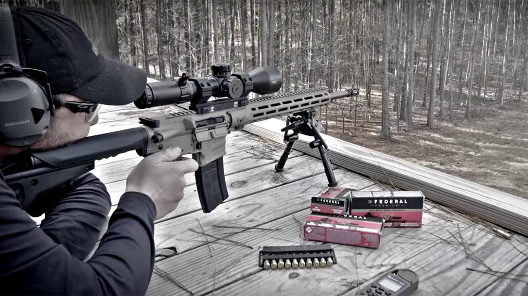 .224 Valkyrie Rifles Savage MSR 15 Valkyrie
