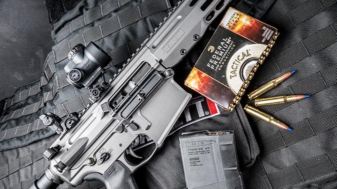 Barrett REC10 rifle ammo