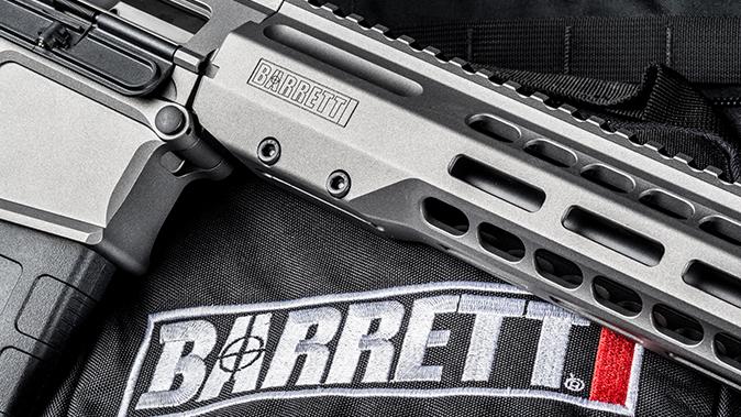 Barrett REC10 rifle handguard