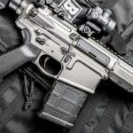 Barrett REC10 rifle controls