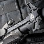 Barrett REC10 rifle charging handle