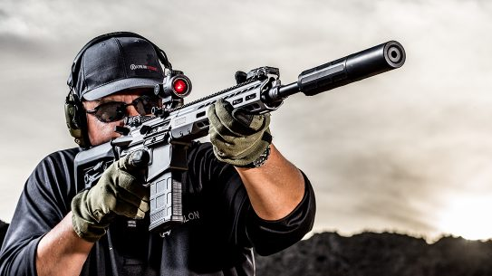 barrett rec10 review rifle