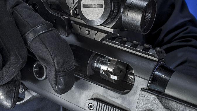 Beretta 1301 Tactical shotgun cleaning