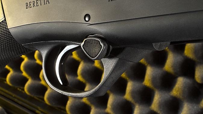 Beretta 1301 Tactical shotgun trigger