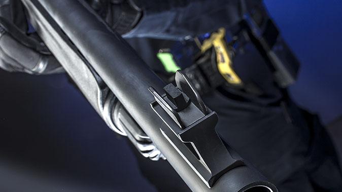 Beretta 1301 Tactical shotgun front sight