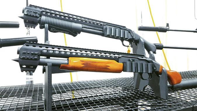 black aces tactical mossberg shockwave wood furniture comparison angle