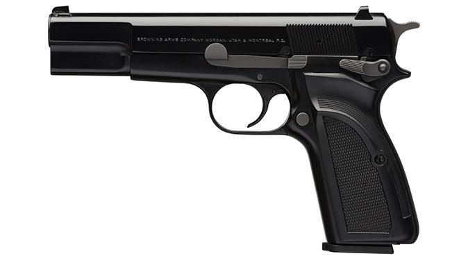 Browning Hi-Power pistol mark iii
