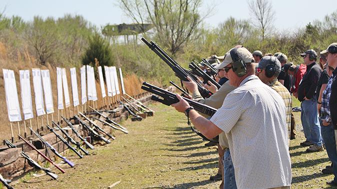 tactical shotgun training targets